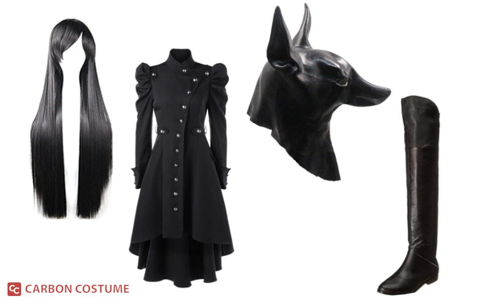 Kaya Irimi from Tokyo Ghoul Costume