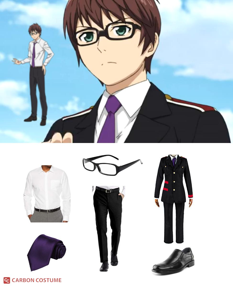 Kazuma from Noragami Cosplay Guide