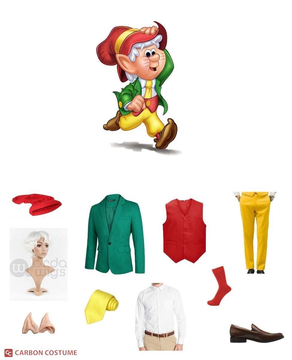 Keebler Elf Cosplay Guide