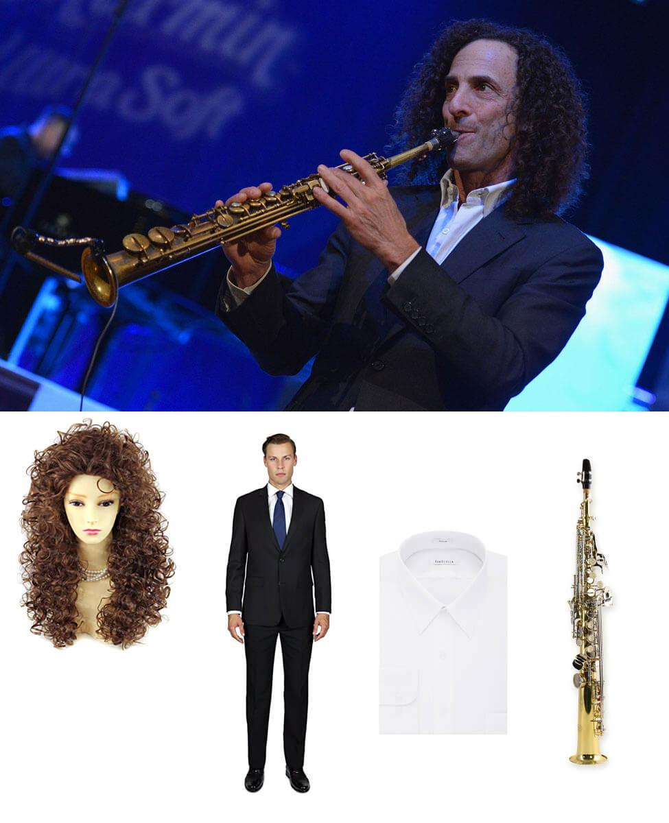 Kenny G Cosplay Guide