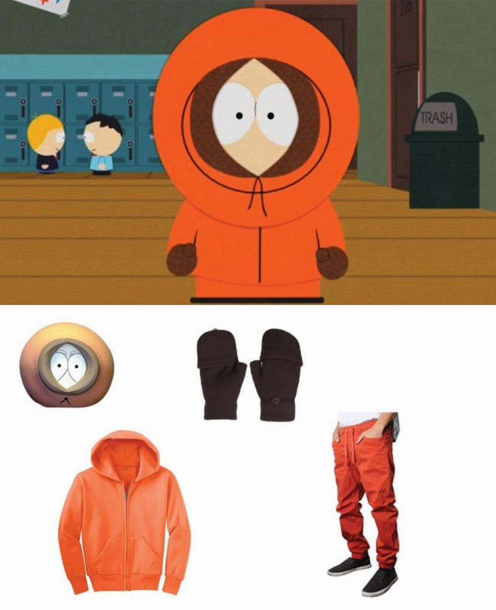 Kenny McCormick Cosplay Guide