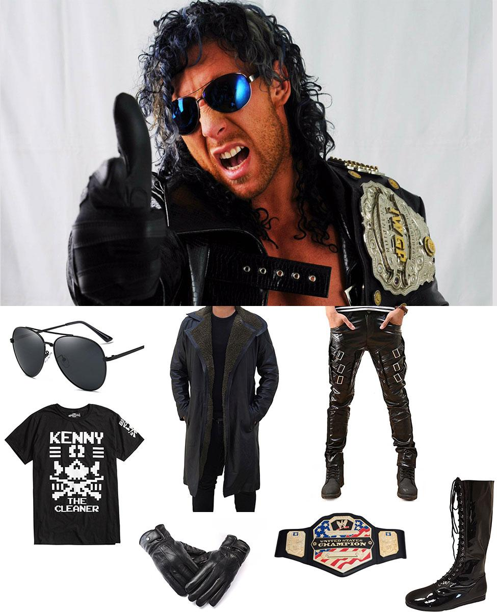Kenny Omega Cosplay Guide