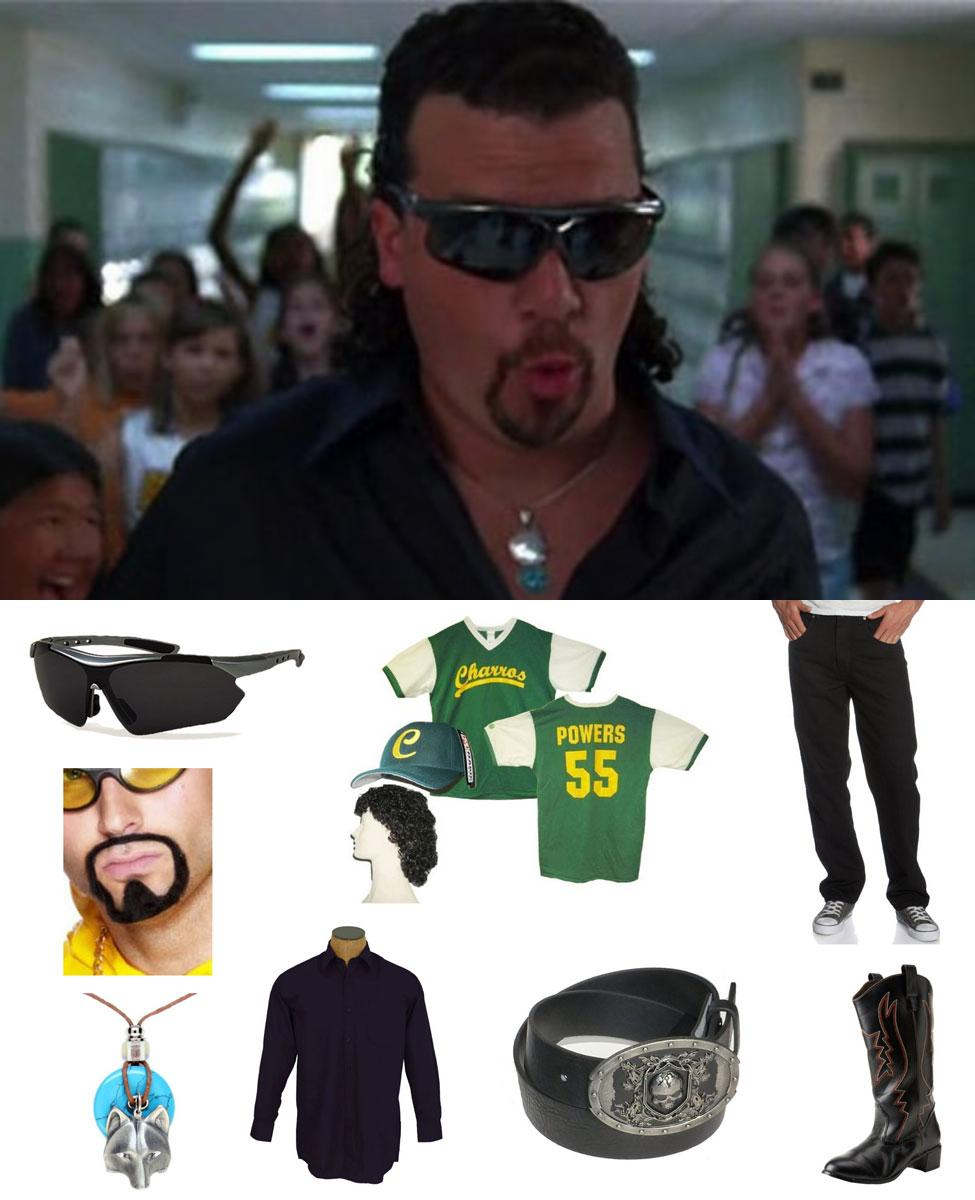 Kenny Powers Cosplay Guide