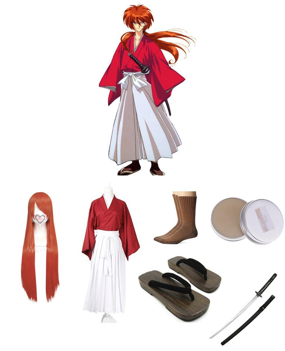 Kenshin Himura Cosplay Guide