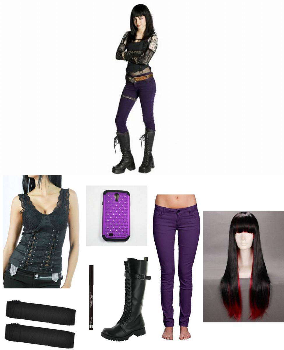 Kenzi from Lost Girl Cosplay Guide