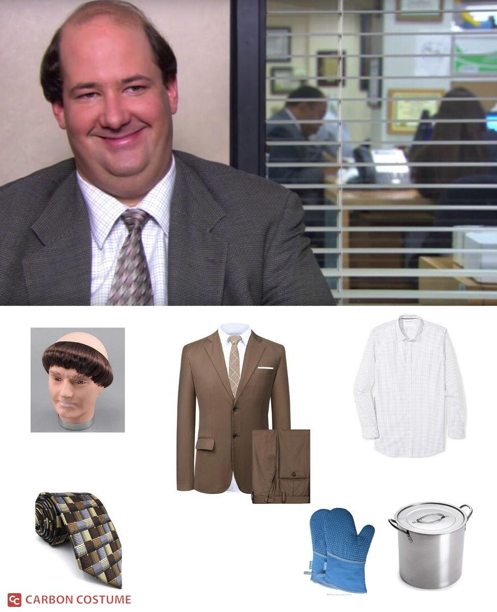 Kevin Malone from the Office Cosplay Guide