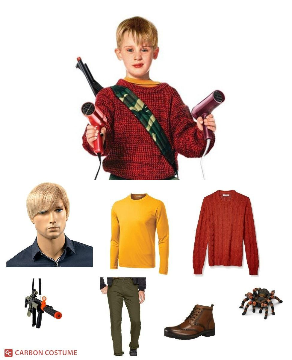 Kevin McCallister from Home Alone Cosplay Guide