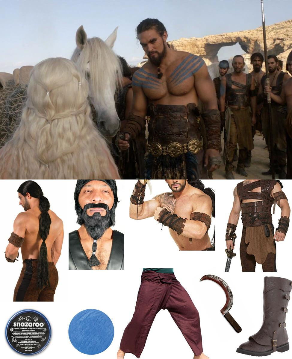 Khal Drogo Cosplay Guide