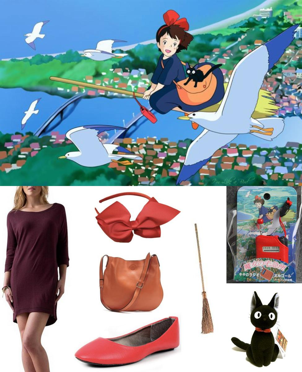 Kiki's Delivery Service Cosplay Guide