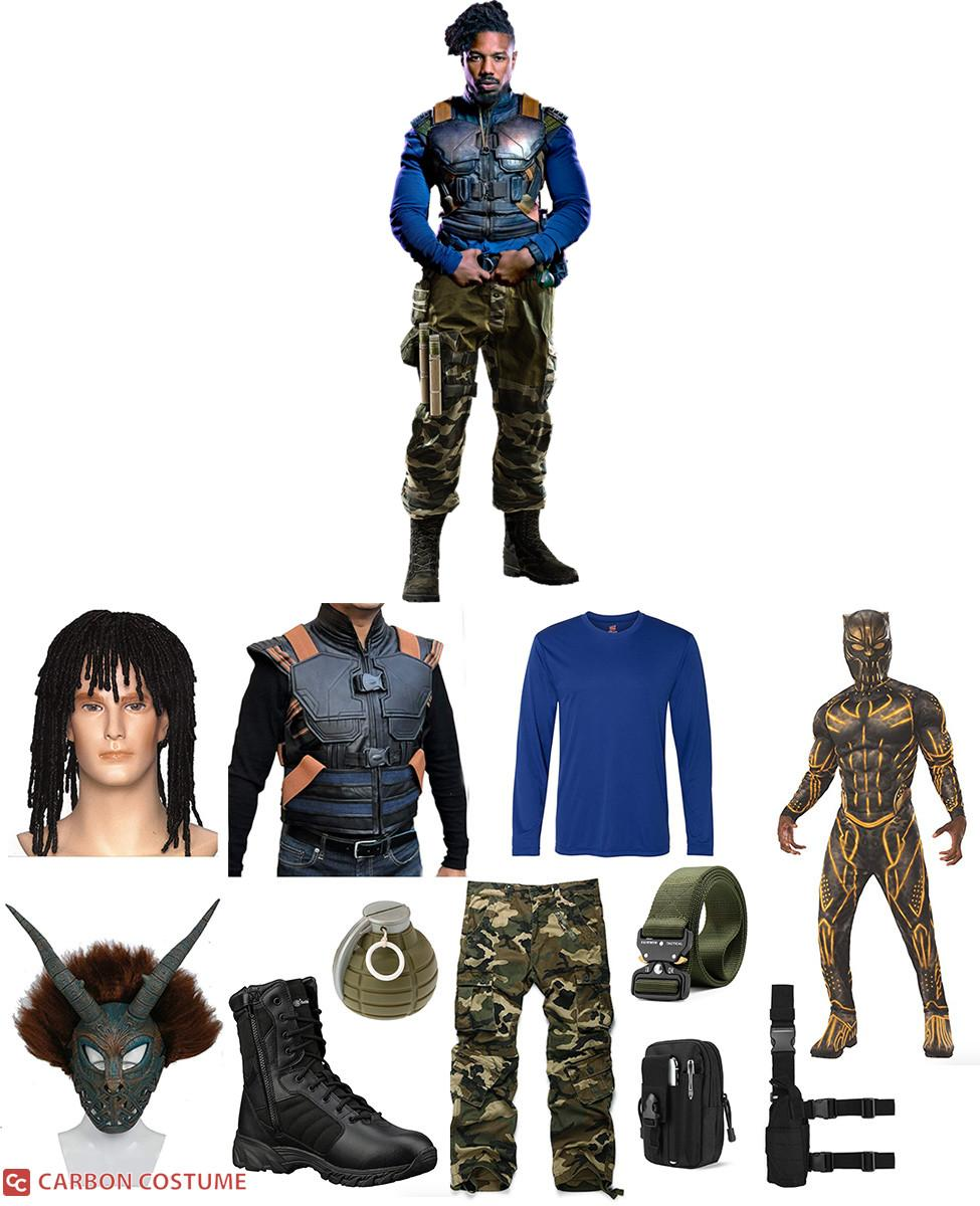 Killmonger Cosplay Guide