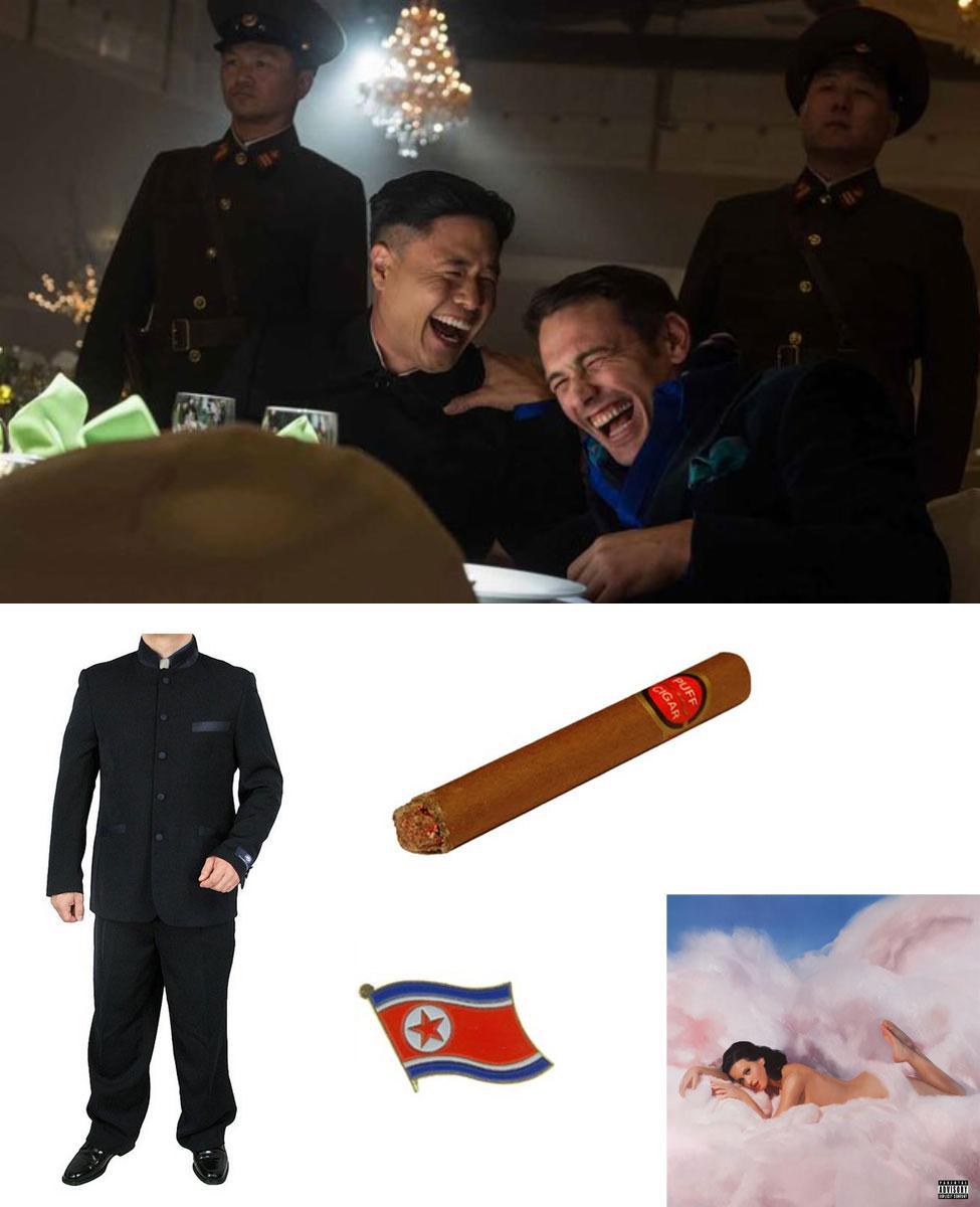Kim Jong-Un Cosplay Guide
