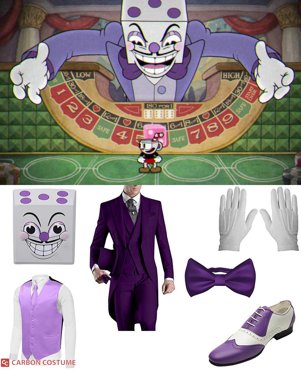 King Dice Cosplay Guide
