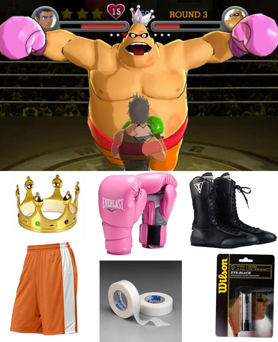 King Hippo Cosplay Guide