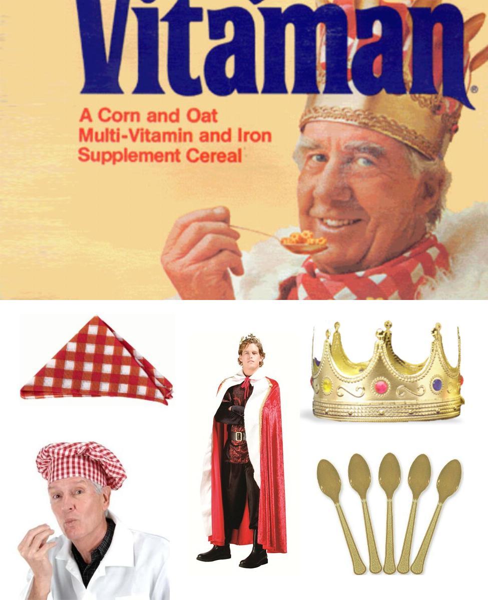 King Vitaman Cosplay Guide