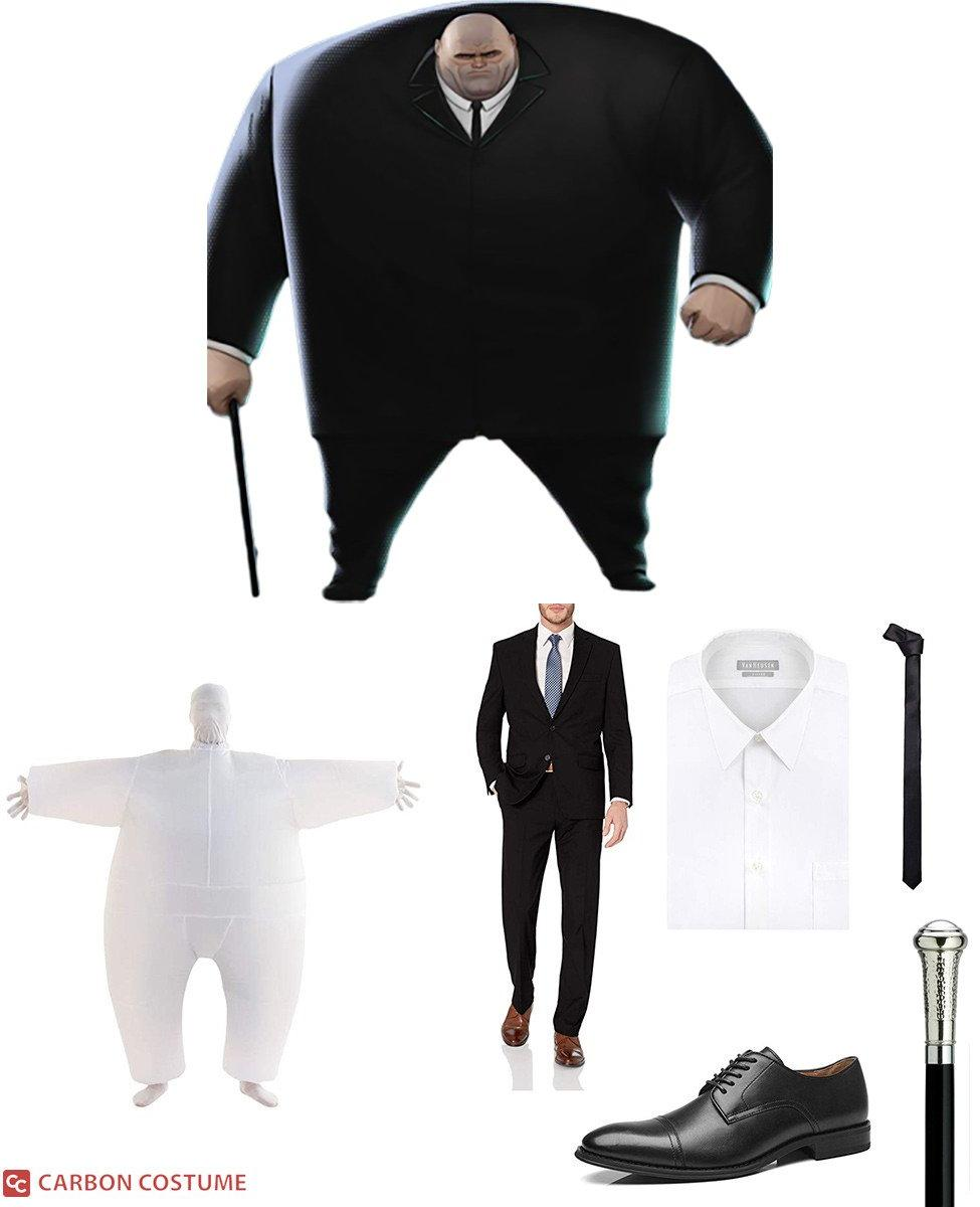 Kingpin from Into the Spider-Verse Cosplay Guide