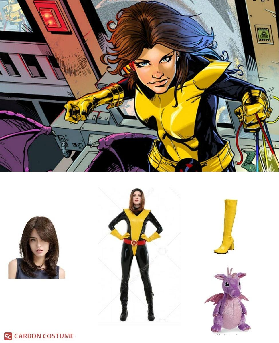 Kitty Pryde Cosplay Guide