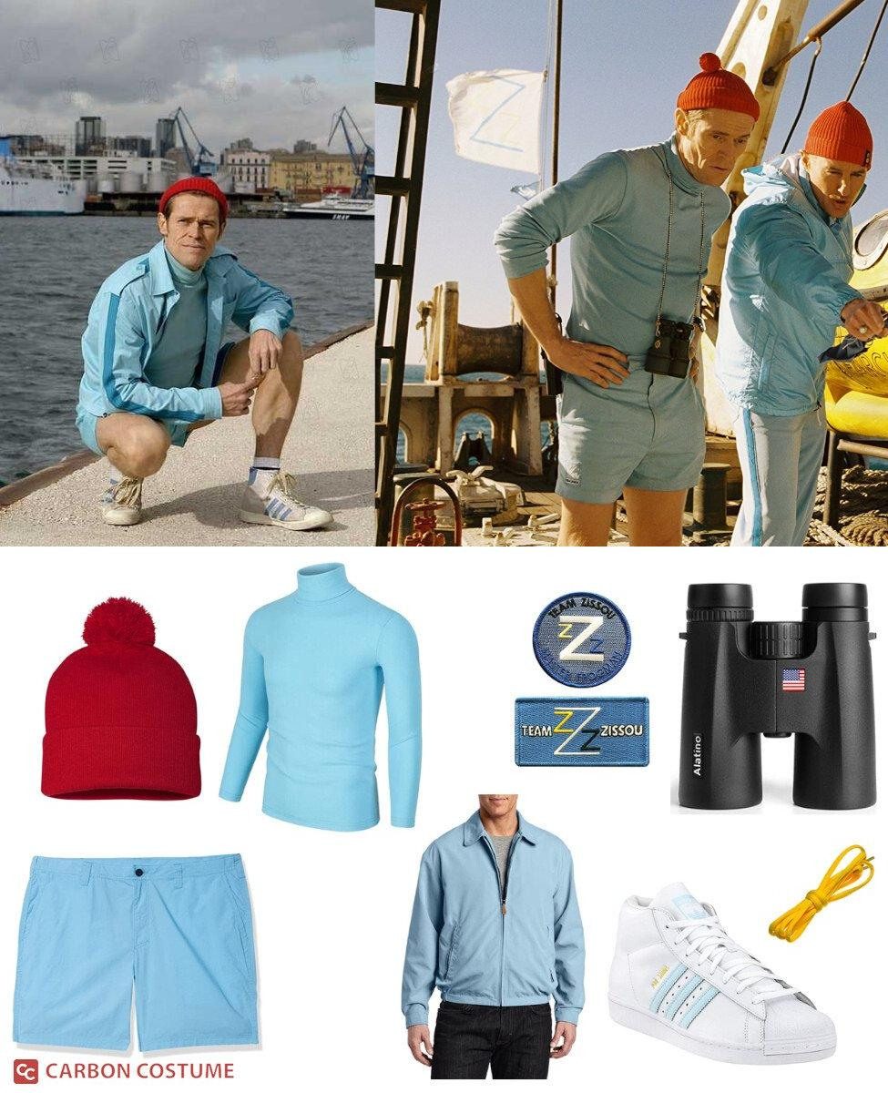 Klaus Daimler from The Life Aquatic with Steve Zissou Cosplay Guide