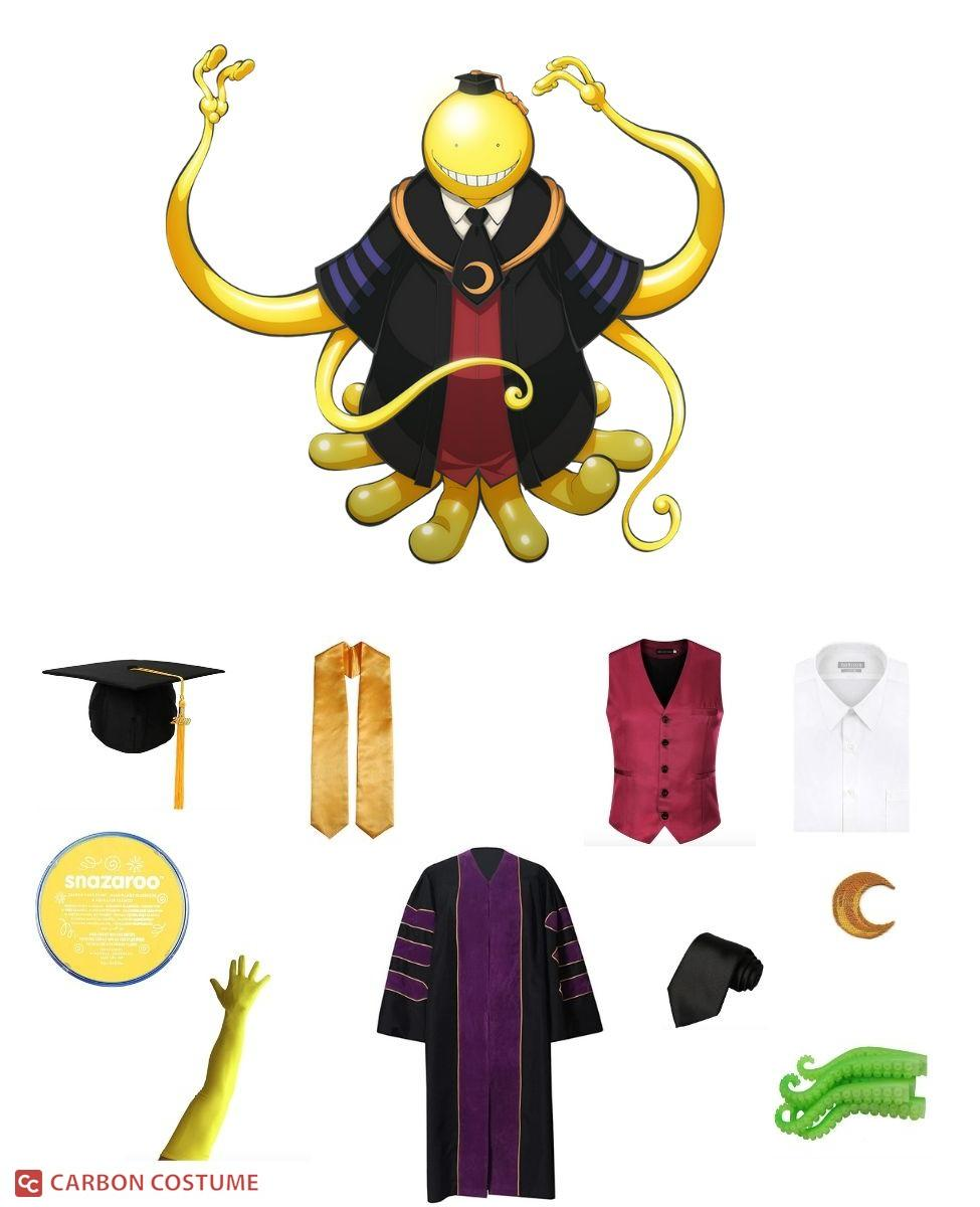 Korosensei from Assassination Classroom Cosplay Guide