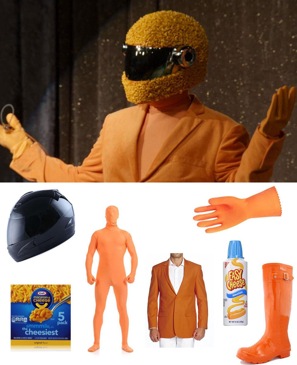 Kraft Punk Cosplay Guide