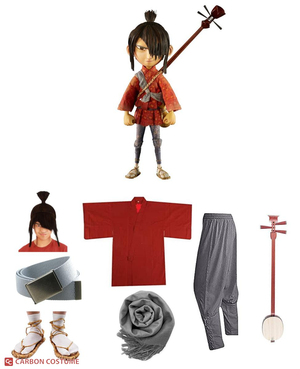 Kubo from Kubo and the Two Strings Cosplay Guide