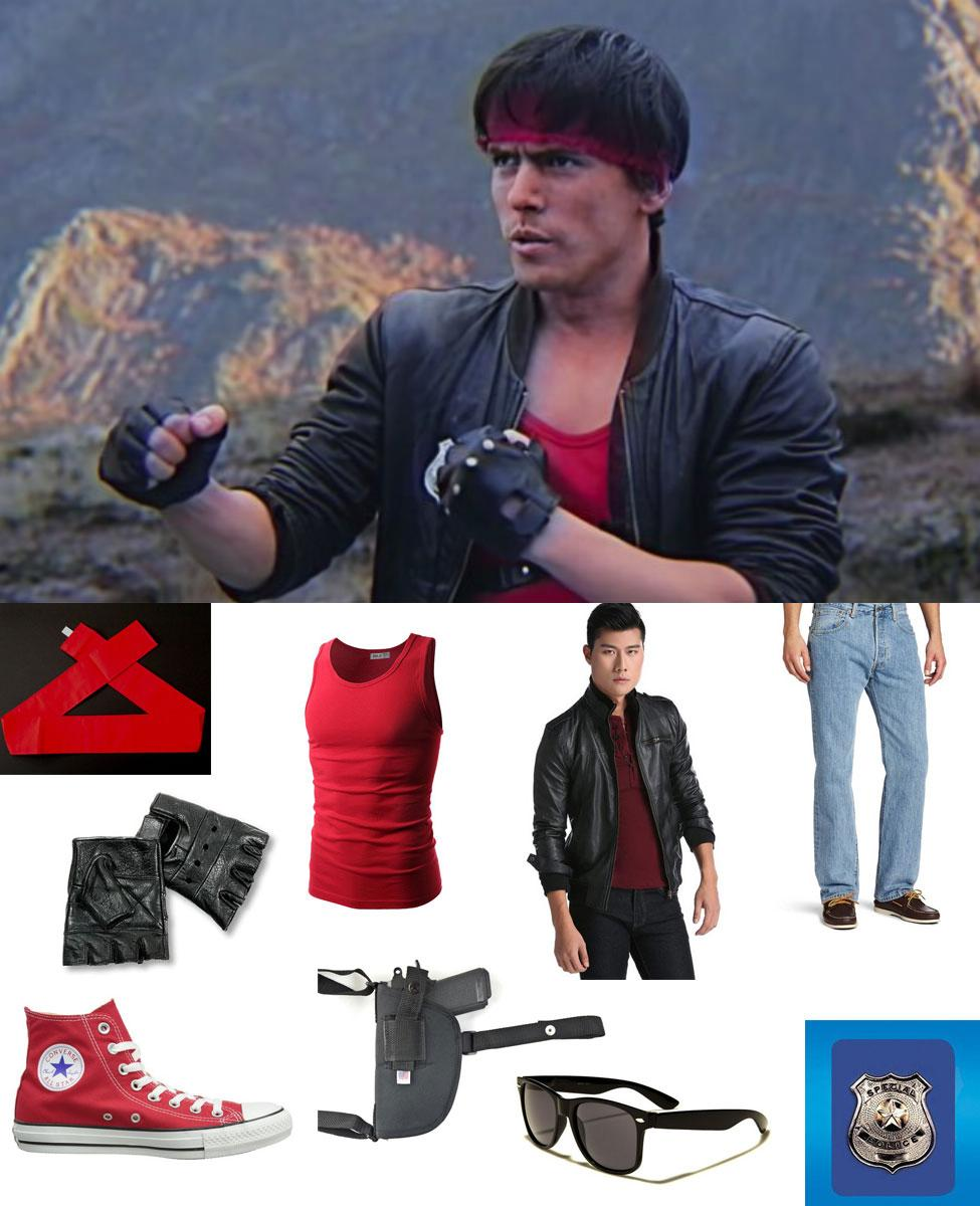 Kung Fury Cosplay Guide