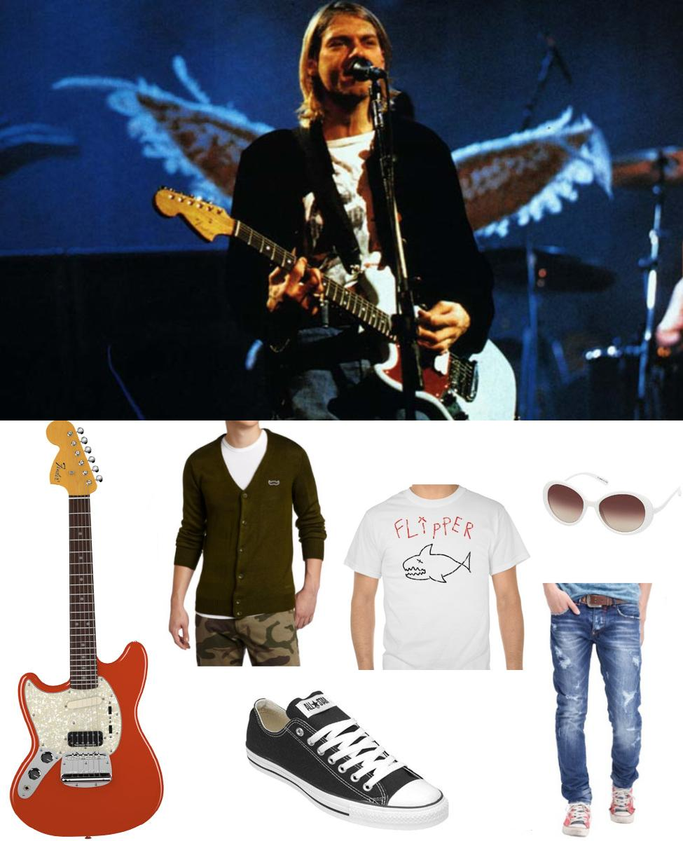 Kurt Cobain Cosplay Guide