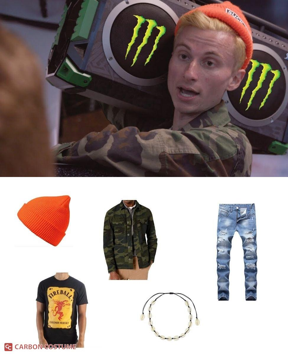 """Kyle from """"When Your Name is Kyle"""" by Trevor Wallace Cosplay Guide"""