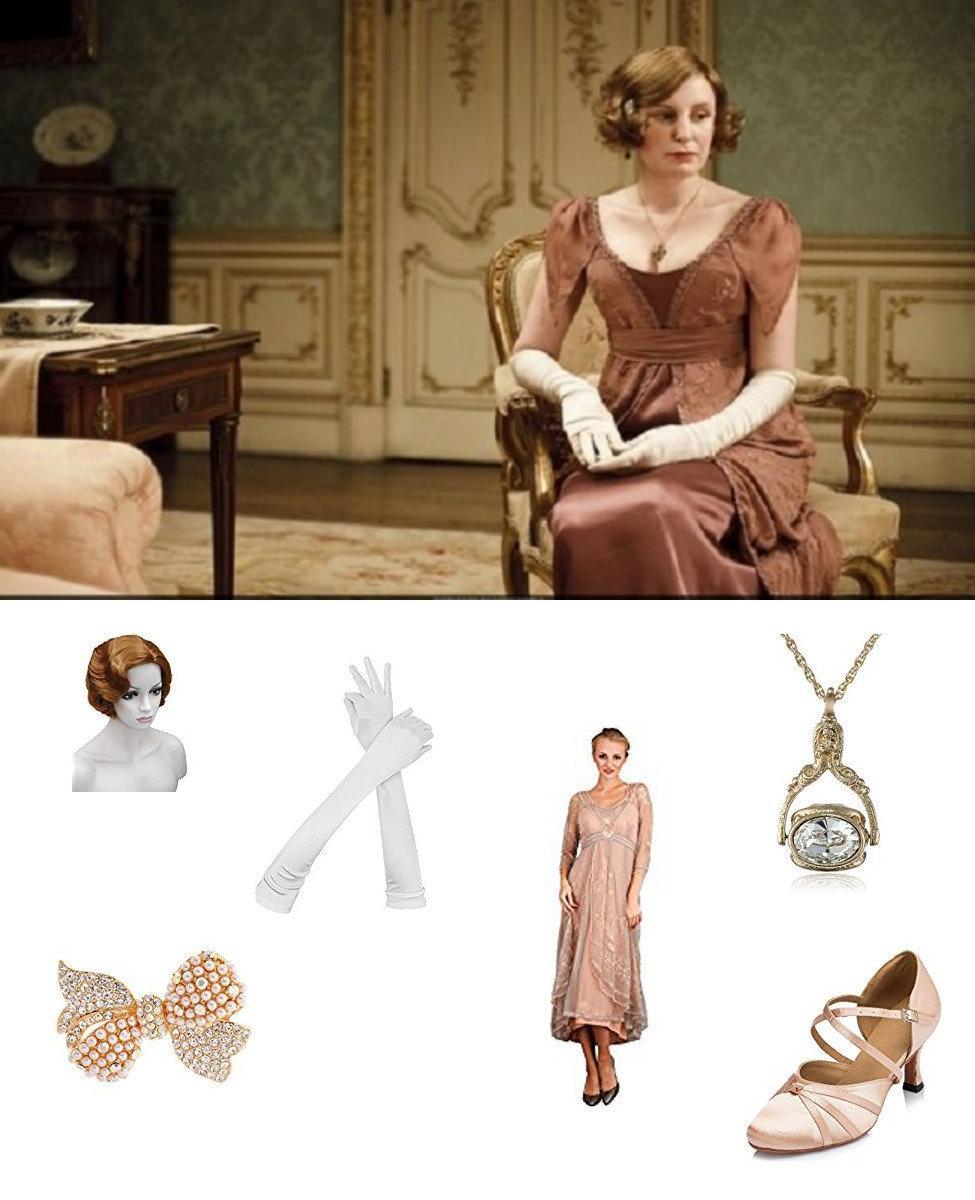 Lady Edith Crawley Cosplay Guide
