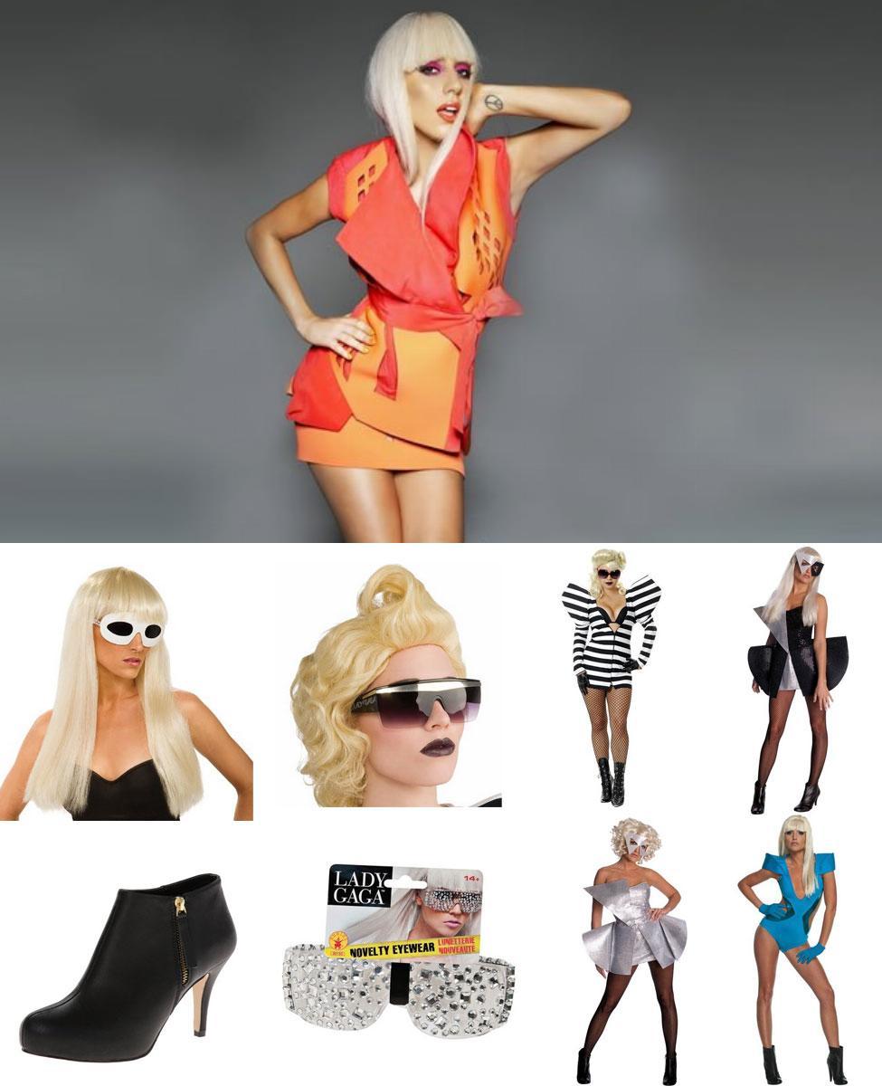 Lady Gaga Cosplay Guide