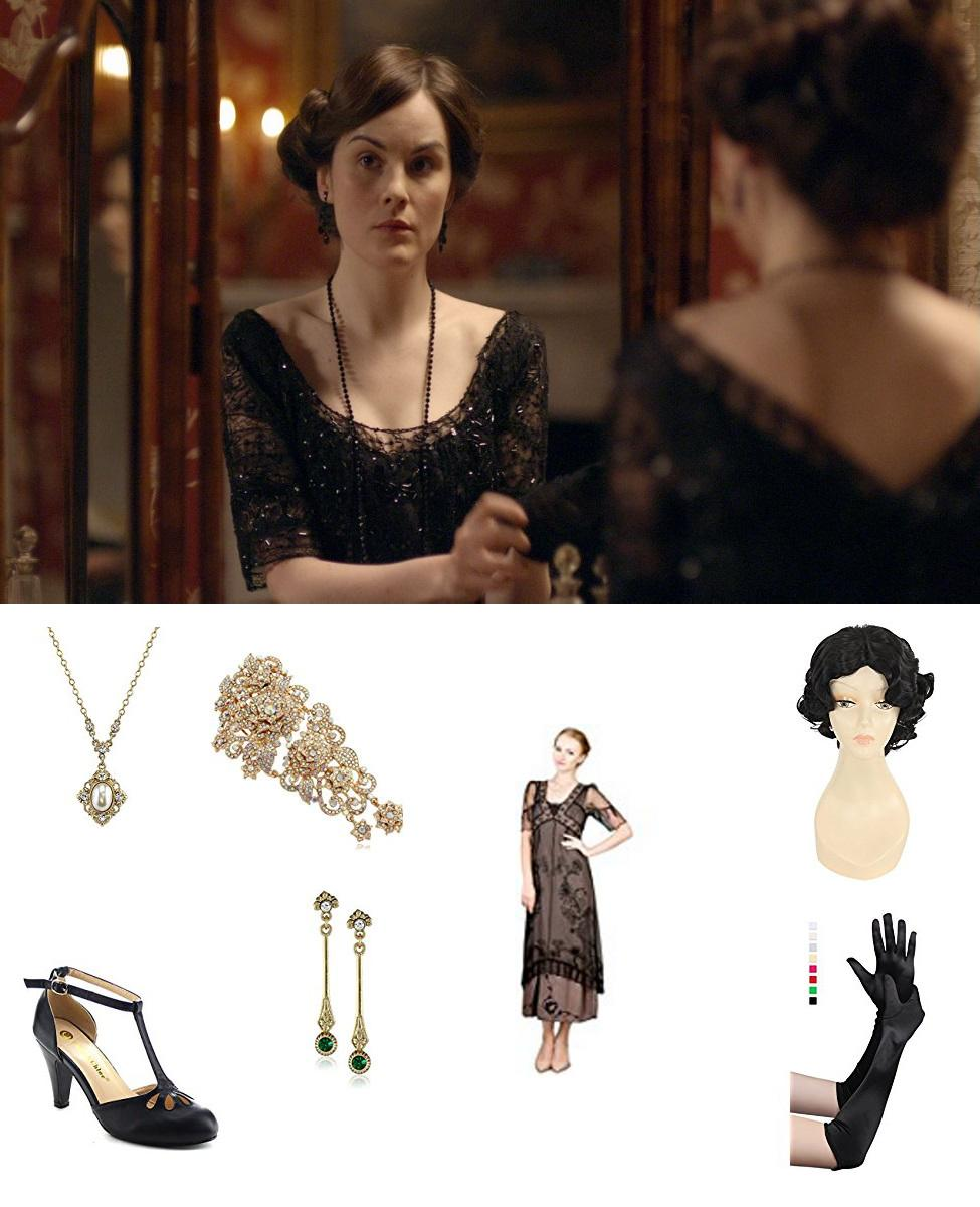 Lady Mary Crawley Cosplay Guide