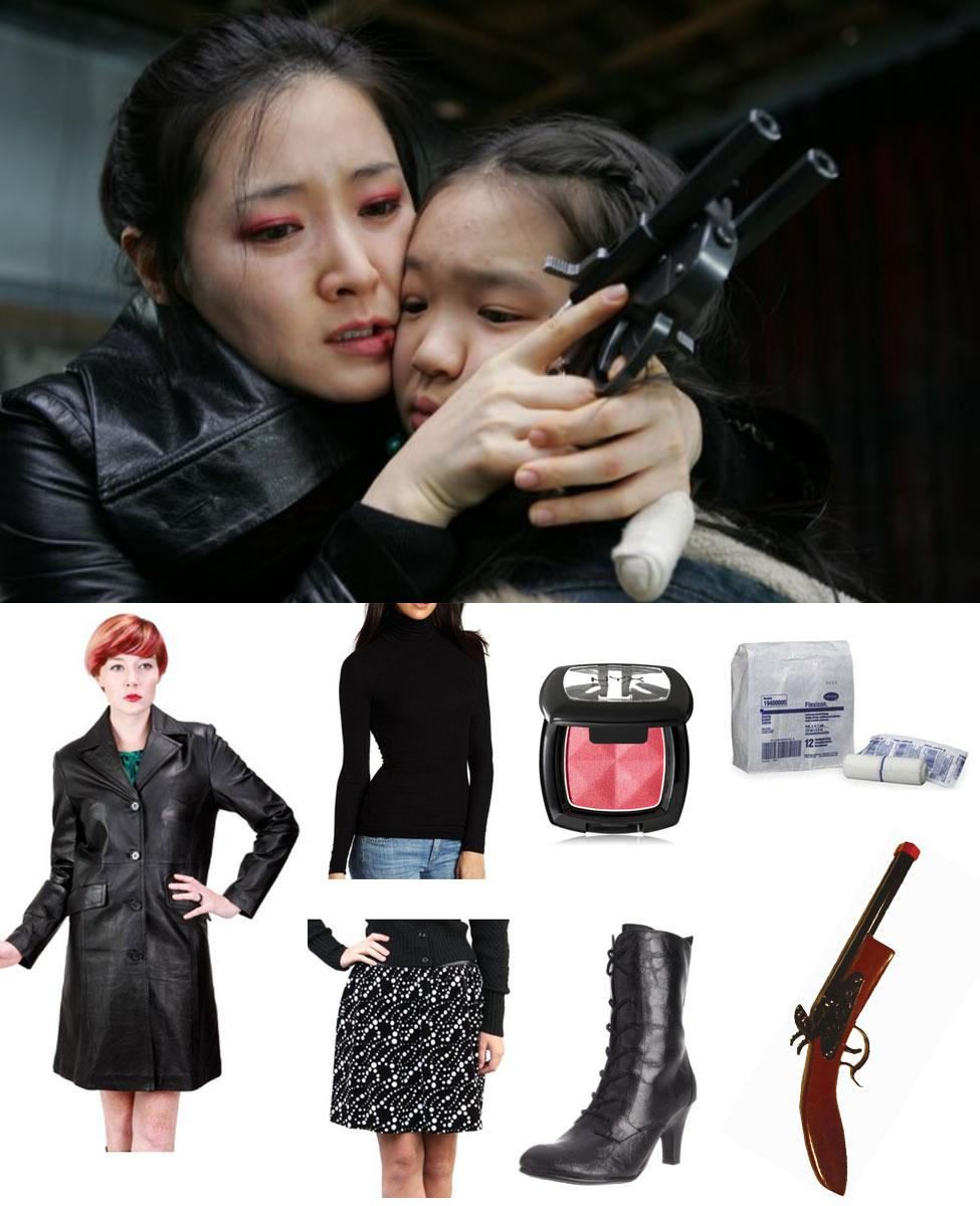 Lady Vengeance Cosplay Guide