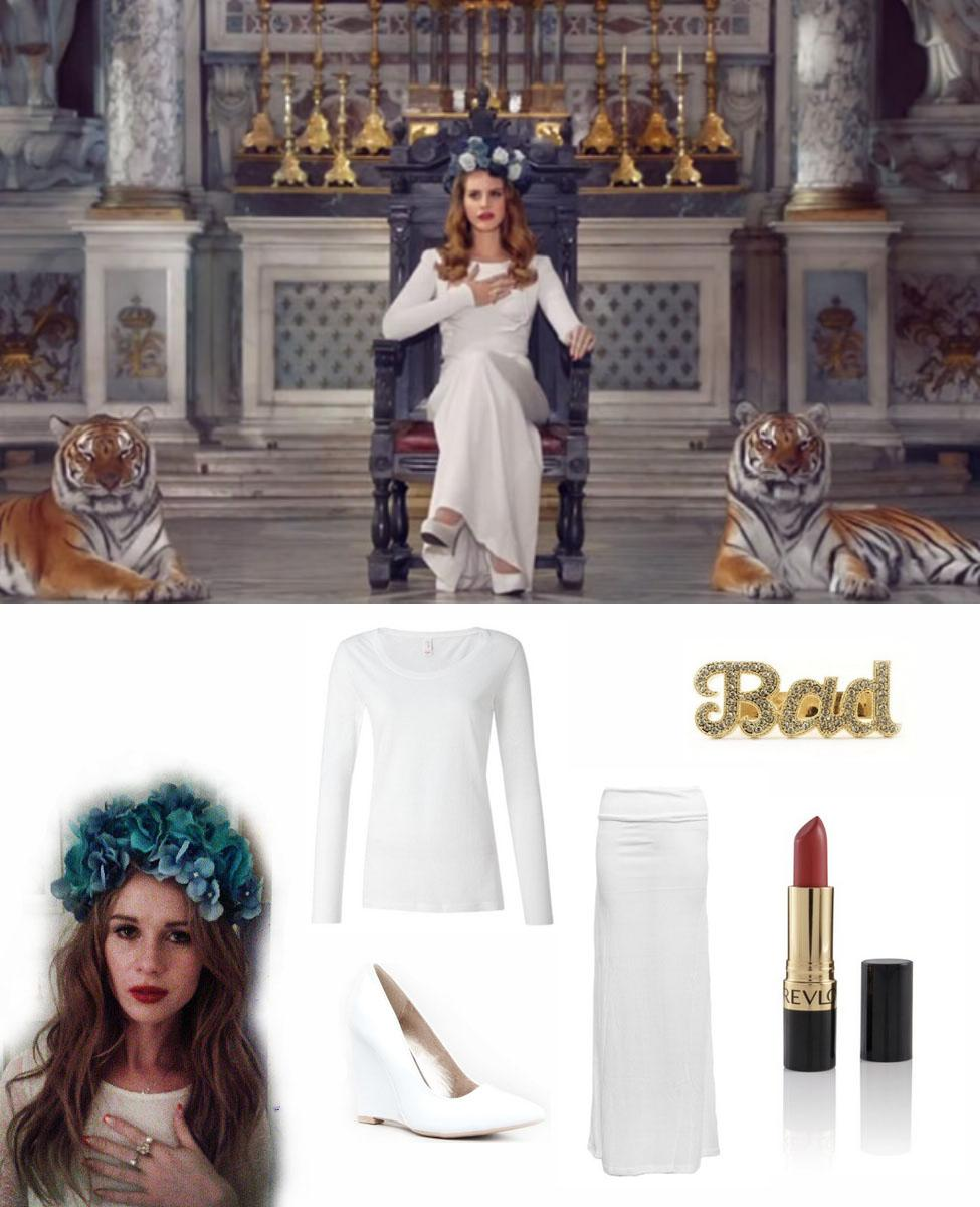 Lana Del Rey Cosplay Guide