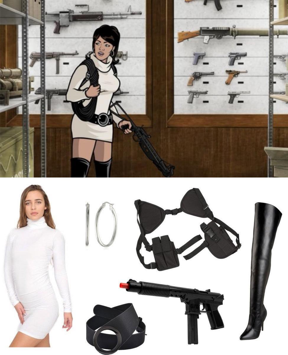 Lana Kane Cosplay Guide