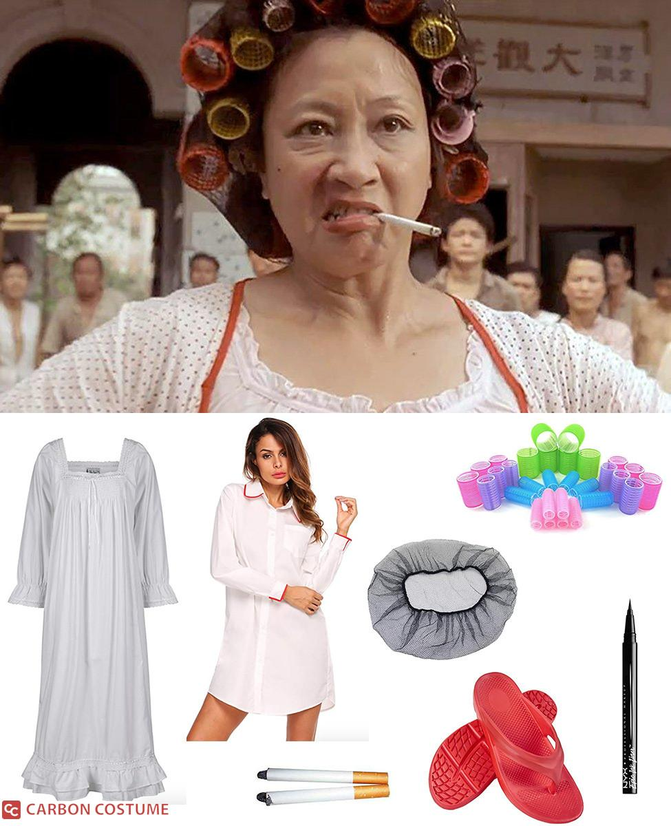 Landlady from Kung Fu Hustle Cosplay Guide