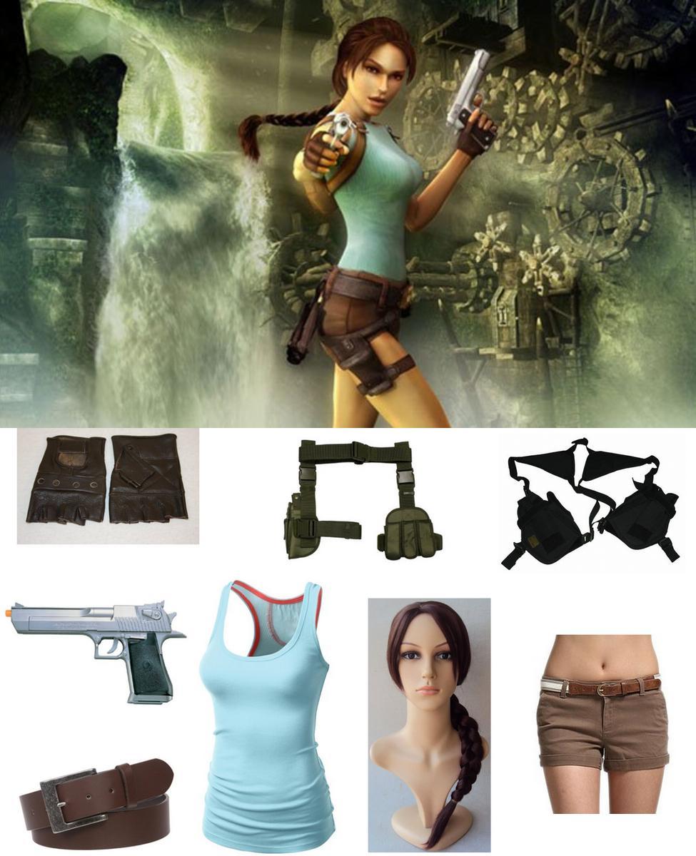 Lara Croft Cosplay Guide