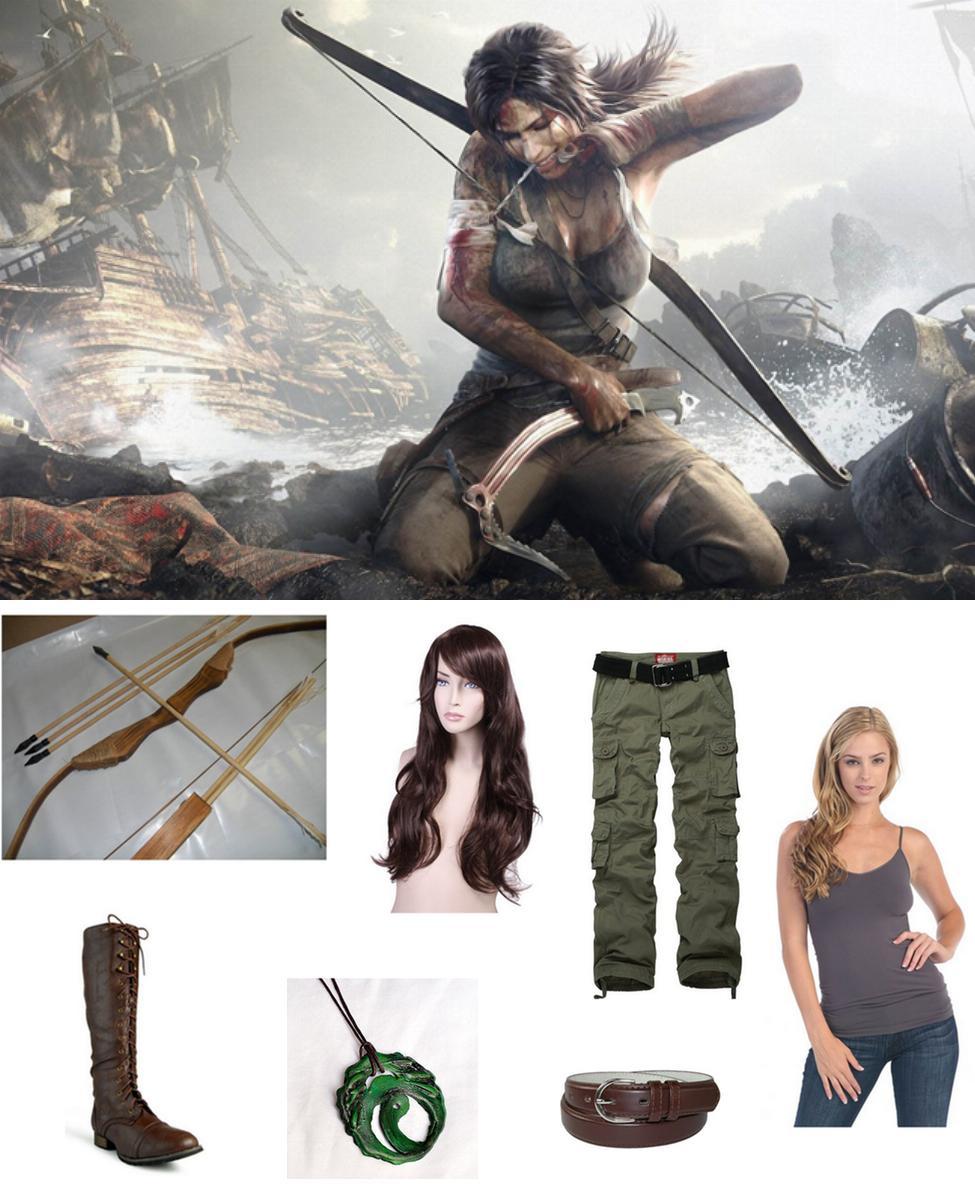 Lara Croft Reborn Cosplay Guide