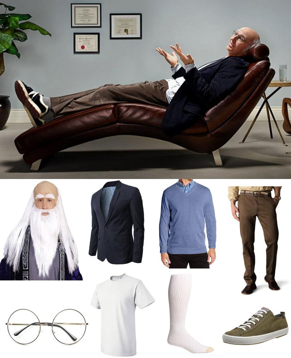 Larry David Cosplay Guide