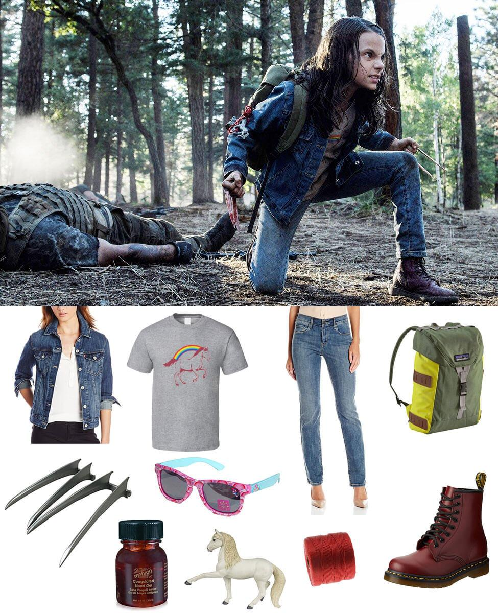 Laura Kinney (X-23) Cosplay Guide