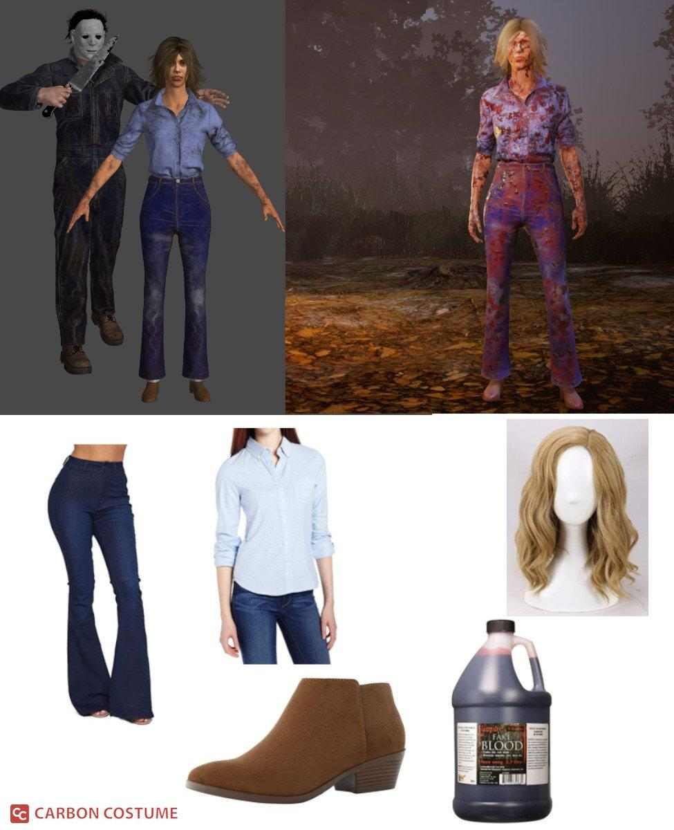 Laurie Strode from Dead by Daylight and Halloween Cosplay Guide