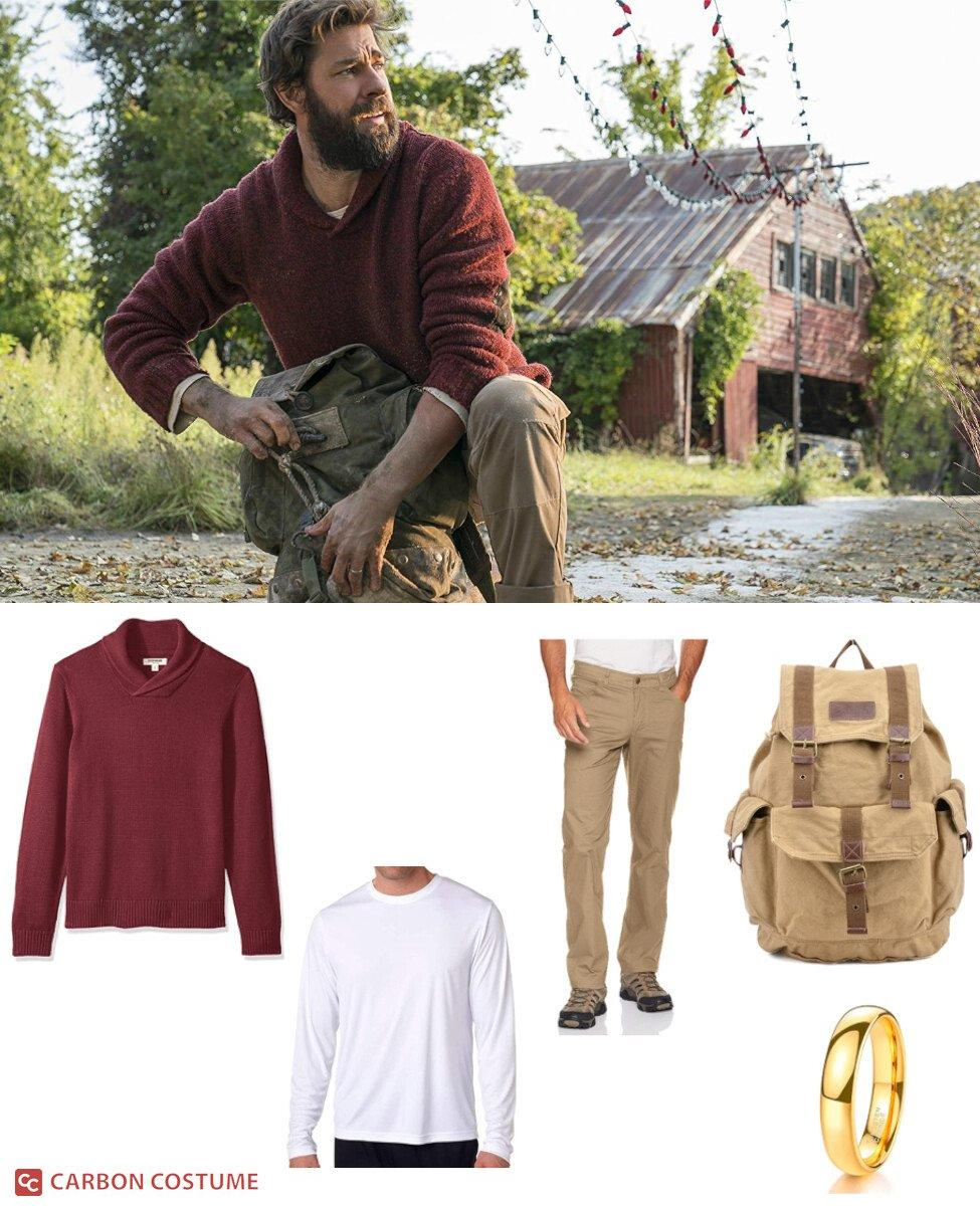 Lee Abbott from A Quiet Place Cosplay Guide