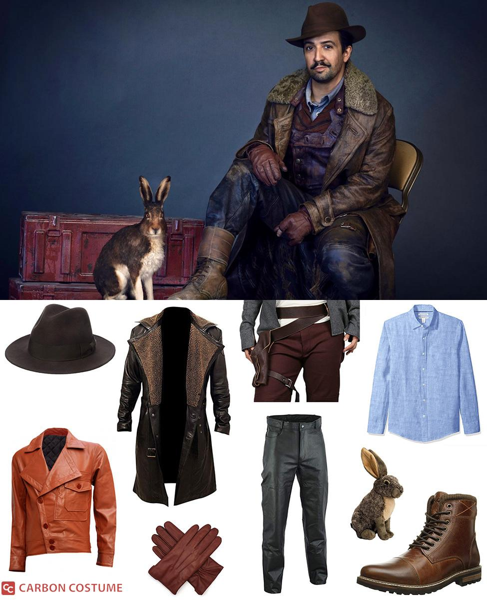 Lee Scoresby from His Dark Materials Cosplay Guide