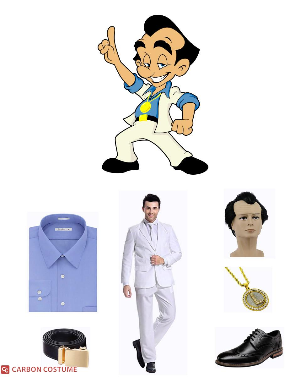 Leisure Suit Larry Cosplay Guide