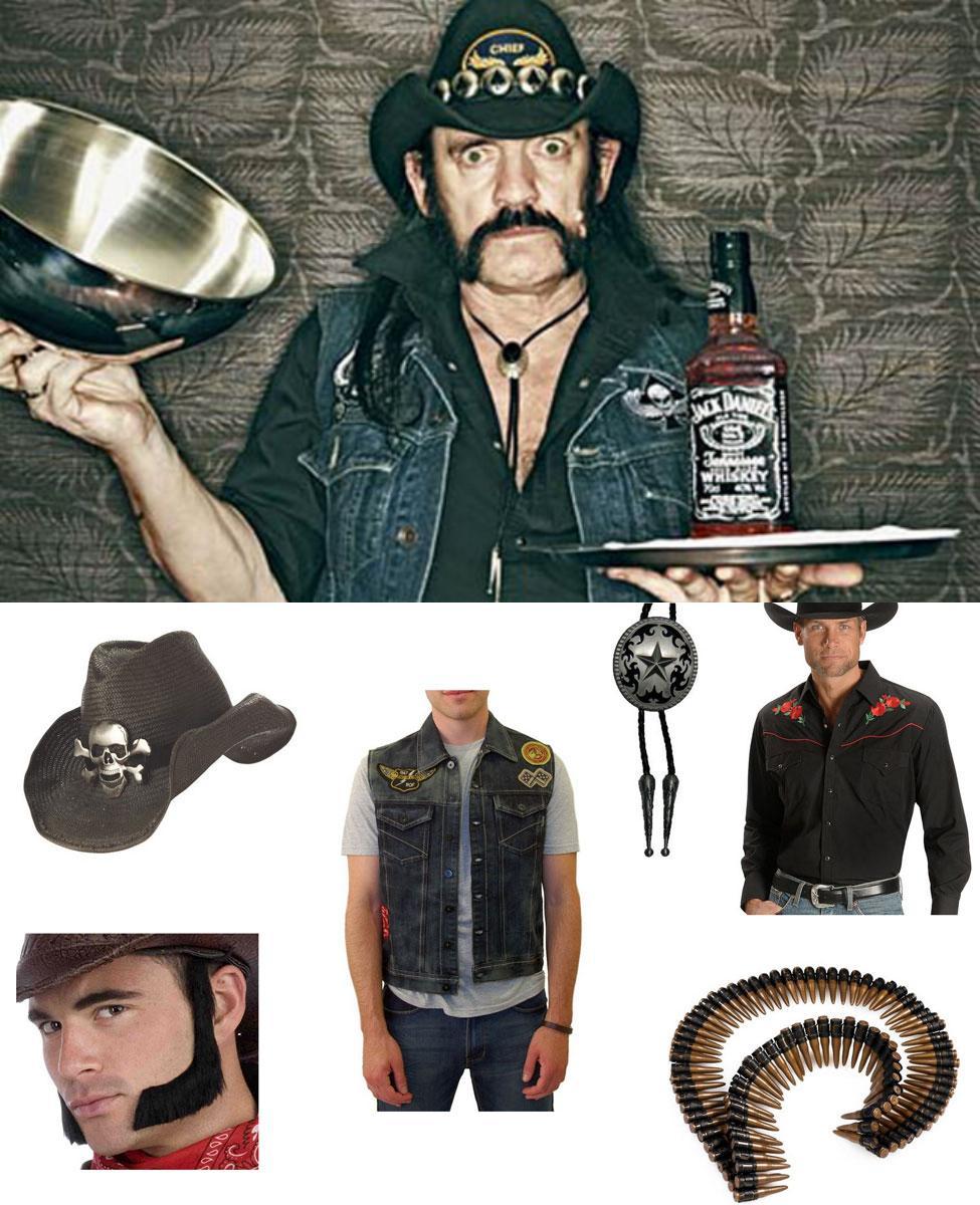 Lemmy Kilmister Cosplay Guide