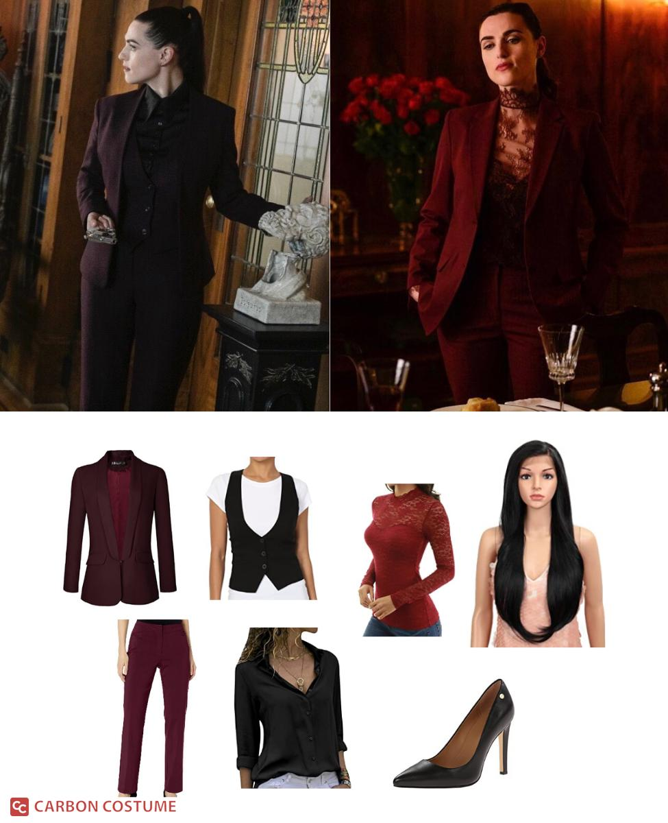 Lena Luthor from Supergirl Cosplay Guide