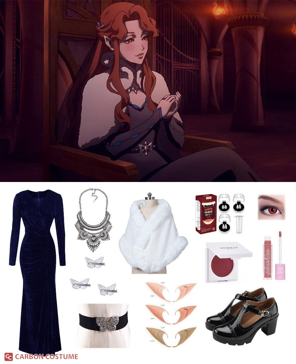 Lenore from Castlevania Cosplay Guide