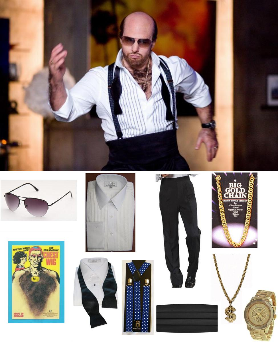 Les Grossman Cosplay Guide