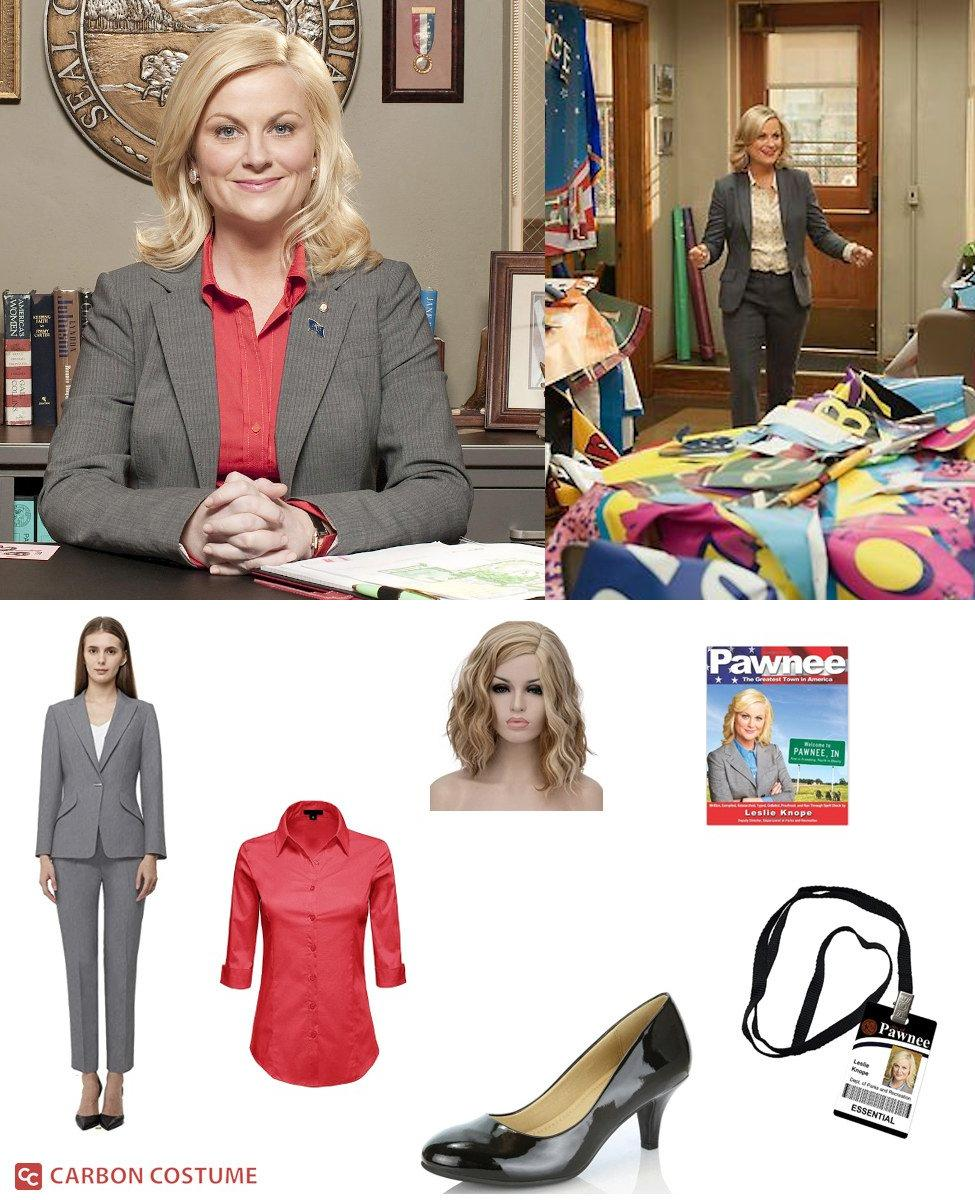 Leslie Knope from Parks and Recreation Cosplay Guide