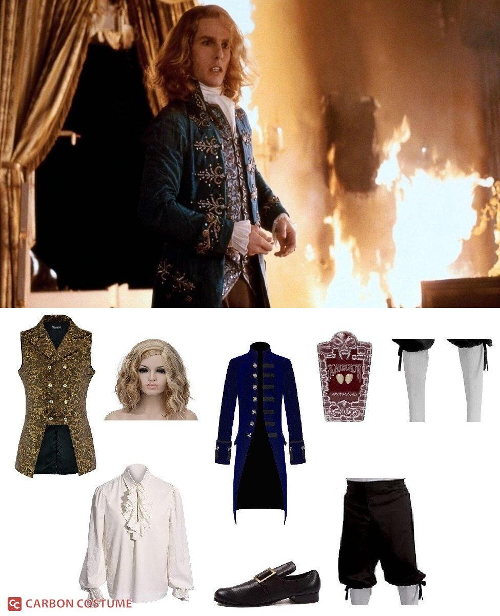 Lestat de Lioncourt from Interview with the Vampire Cosplay Guide