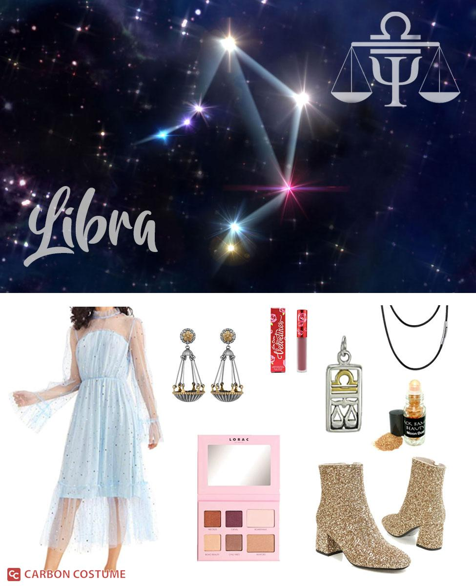 Libra Cosplay Guide