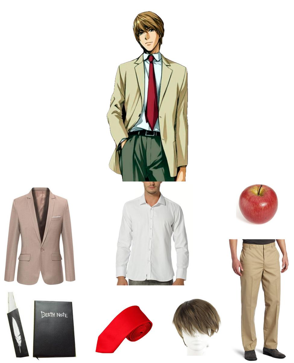 Light Yagami Cosplay Guide